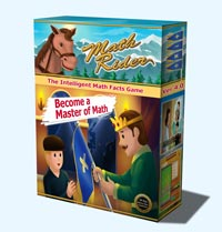 Math Facts Game Box