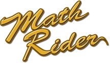 Math Facts Game - MathRider