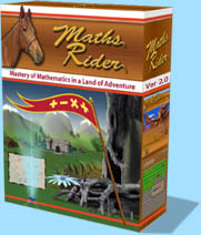 MathsRider Math Game Package