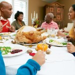 dealing with rowdy kids during holiday dinners