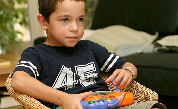 educational video games medium for children