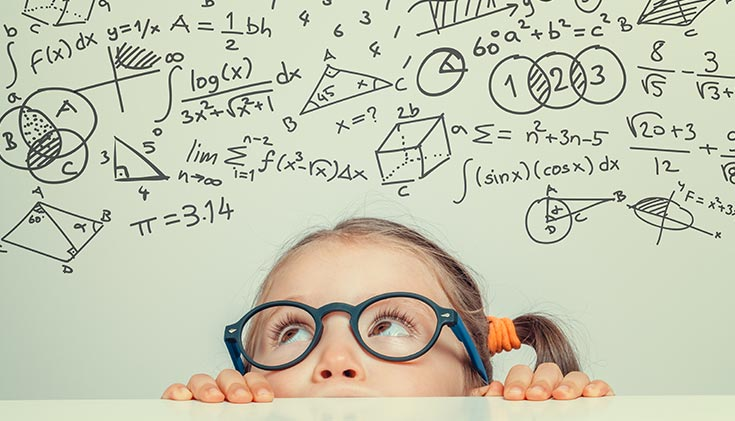 Effective ways for children to practice math everyday