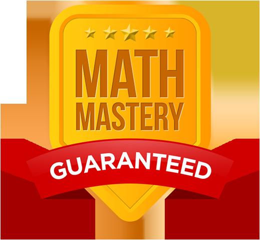 math mastery guaranteed
