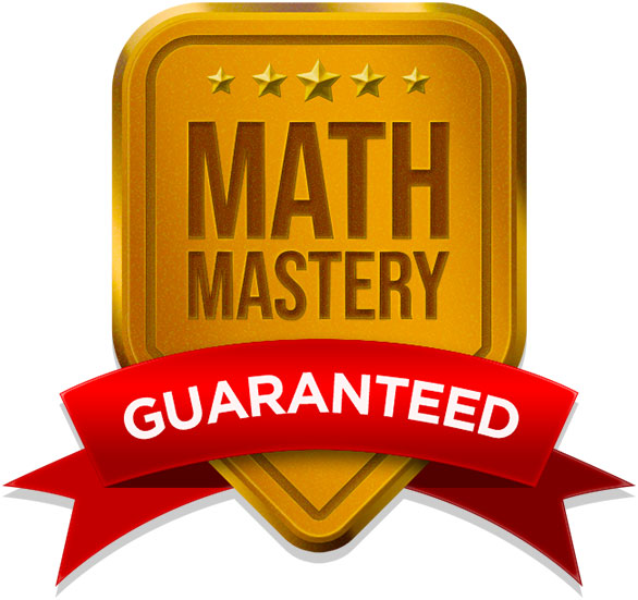 math mastery guaranteed