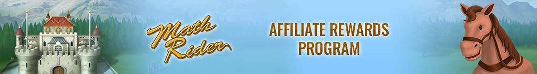 math rider affiliate rewards program